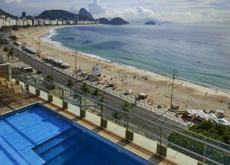 Hotel Grand Mercure Rio de Janeiro Copacabana 2 Bewertungen - Bild von LMX Live