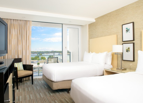 Hotelzimmer im Hilton Fort Lauderdale Marina günstig bei weg.de