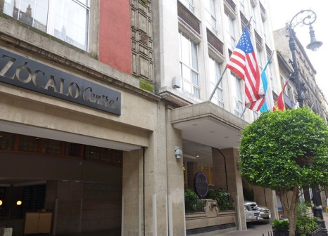 Hotel Zocalo Central günstig bei weg.de buchen - Bild von LMX Live