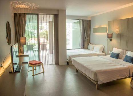 Hotelzimmer mit Aerobic im The Yama Hotel Phuket