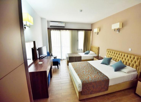 Hotelzimmer mit Fitness im Club Simena Hotel