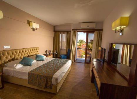Hotelzimmer mit Tischtennis im Club Simena Hotel