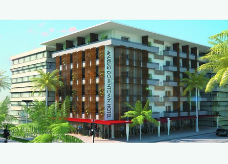 Anjeliq Downtown Hotel günstig bei weg.de buchen - Bild von LMX Live