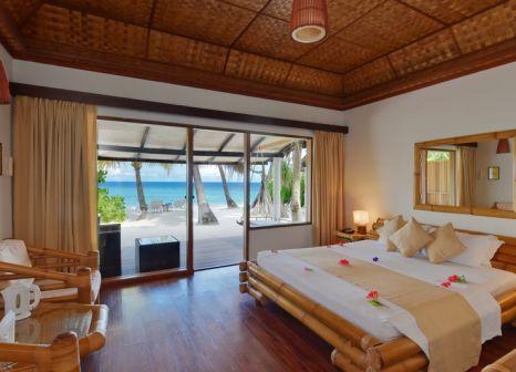 Hotelzimmer mit Tennis im Angaga Island Resort