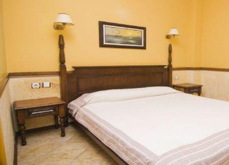 Hotelzimmer mit Tischtennis im Altinsaray