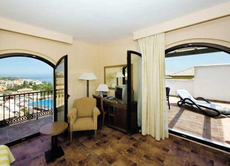 Hotelzimmer mit Volleyball im Aldiana Club Costa del Sol
