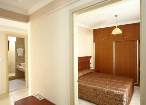 Hotelzimmer mit Minigolf im Azka Otel Bodrum