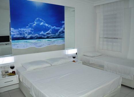 Hotelzimmer mit Volleyball im Bendis Beach