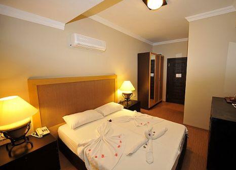 Hotelzimmer mit Volleyball im Hotel Manaspark Ölüdeniz