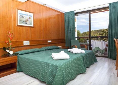 Hotelzimmer mit Golf im HSM Madrigal