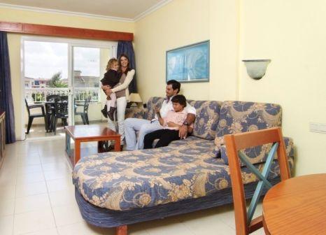 Hotelzimmer mit Volleyball im Playa Garden Selection Hotel & Spa
