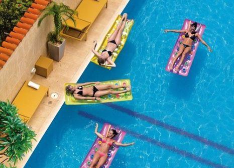 AquaMare smartline Hotel in Rhodos - Bild von LMX Live