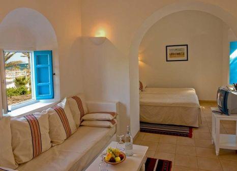 Hotelzimmer mit Mountainbike im Royal Karthago Djerba