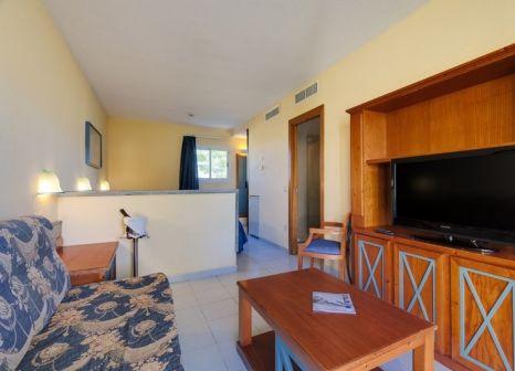 Hotelzimmer mit Volleyball im Garden Holiday Village Hotel
