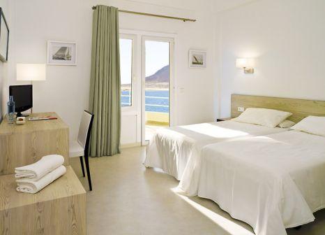 Hotelzimmer mit Tischtennis im Hotel Médano