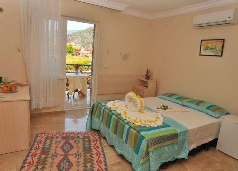 Hotelzimmer mit Yoga im Basar Hotel