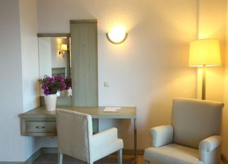 Hotelzimmer mit Tennis im Temenos Luxury Hotel & Spa