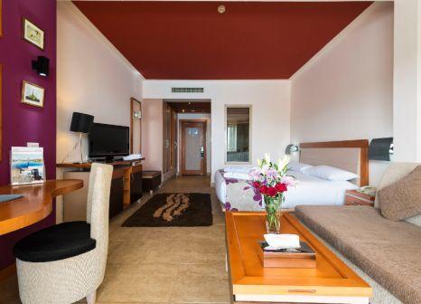 Hotelzimmer mit Volleyball im Barcelo Tiran Sharm