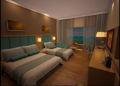 Hotelzimmer mit Mountainbike im Aquasis De Luxe Resort & Spa