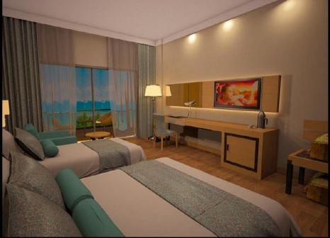 Hotelzimmer mit Volleyball im Aquasis De Luxe Resort & Spa