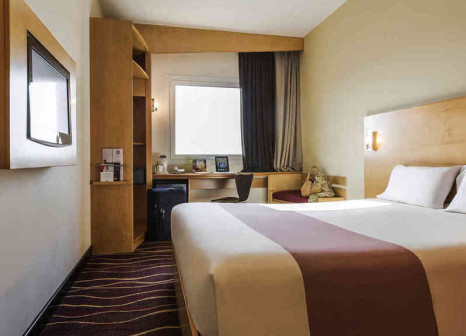 Hotelzimmer mit Fitness im ibis Muscat Hotel