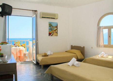 Hotelzimmer mit Mountainbike im Maragakis Beach Hotel