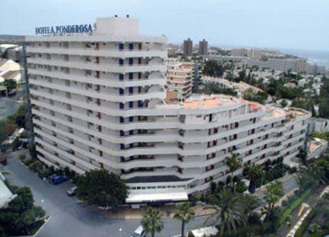 Ponderosa Hotel Apartment in Teneriffa - Bild von LMX Live