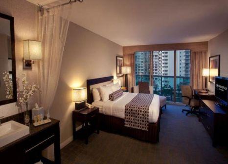 Hotelzimmer mit Aerobic im DoubleTree Resort by Hilton Hollywood Beach