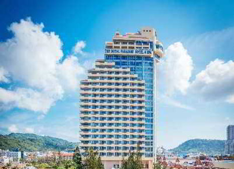 The Royal Paradise Hotel & Spa günstig bei weg.de buchen - Bild von LMX Live