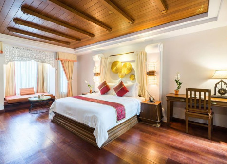 Hotelzimmer mit Aerobic im Muang Samui Spa Resort