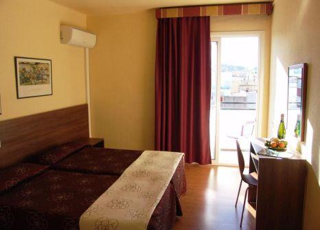 Hotelzimmer mit Fitness im Hotel Golden Sand