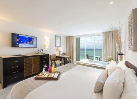 Hotelzimmer mit Volleyball im Playacar Palace