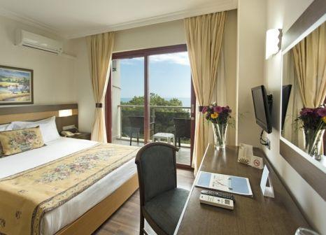 Hotelzimmer mit Mountainbike im Perre La Mer Hotel Resort & Spa