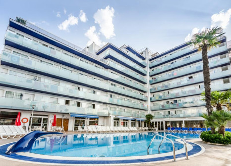 Mar Blau Hotel in Costa Barcelona - Bild von LMX Live