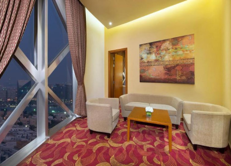 Hotelzimmer mit Aerobic im City Seasons Towers
