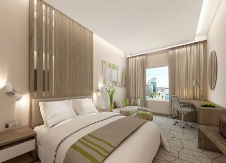Hotelzimmer mit Golf im Holiday Inn Dubai Festival City