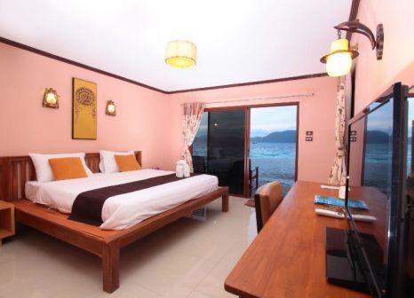 Hotelzimmer mit Tischtennis im Coral Island Resort