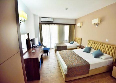 Hotelzimmer mit Tischtennis im Club Simena