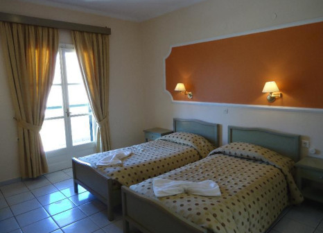 Hotelzimmer mit Wassersport im Matoula Apartments