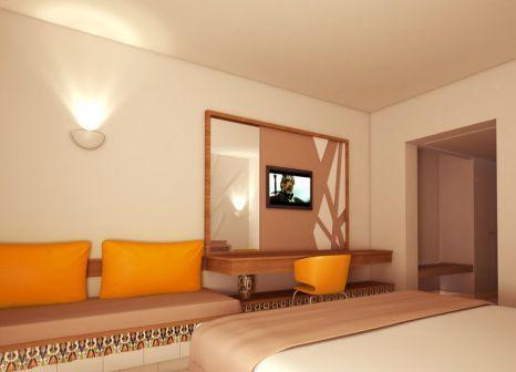 Hotelzimmer mit Volleyball im Caribbean World Monastir