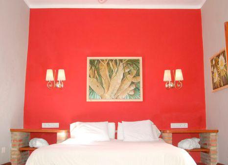 Hotelzimmer mit Golf im La Casona de Yaiza
