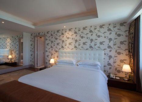 Hotelzimmer mit Fitness im Sheraton Cesme Hotel & Resort and Spa