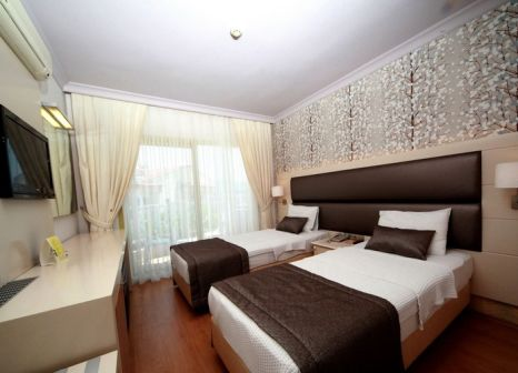 Hotelzimmer mit Aerobic im Grand Faros Hotel