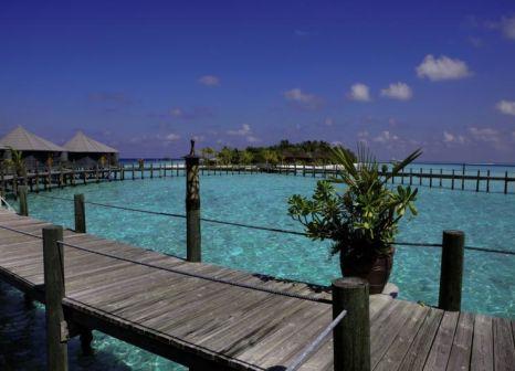 Hotel Komandoo Island Resort & Spa in Lhaviyani Atoll - Bild von FTI Touristik