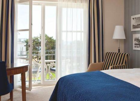 Hotelzimmer mit Golf im Steigenberger Grandhotel & Spa