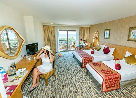 Hotelzimmer mit Volleyball im Royal Dragon Hotel