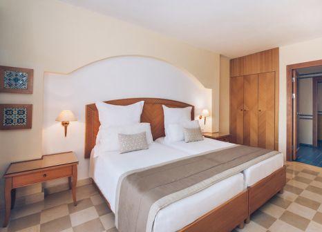 Hotelzimmer mit Mountainbike im Iberostar Selection Kantaoui Bay