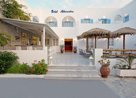 Hotel Alexandra in Santorin - Bild von Neckermann Reisen