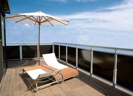 Hotelzimmer mit Mountainbike im Abano Ritz Spa & Wellfeeling Resort