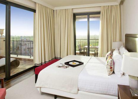 Hotelzimmer mit Fitness im Cascade Hotel